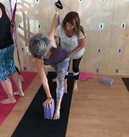 Prana Yoga Sarasota Yoga Wall
